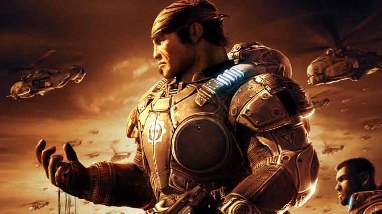 Valamit elkezdtek belengetni, felújított verziót kaphat a Gears of War 2 bevezetőkép