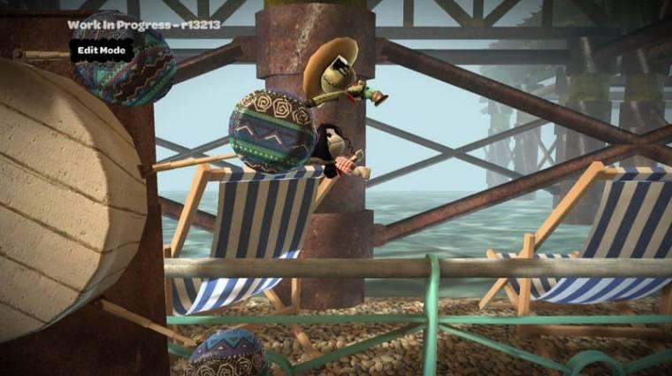 LittleBigPlanet MMO a láthatáron? bevezetőkép