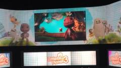 E3 2014 - LittleBigPlanet 3 bejelentés kép