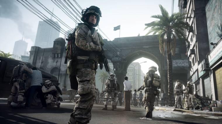 Van pár perced a Battlefield játékok történelmére? bevezetőkép