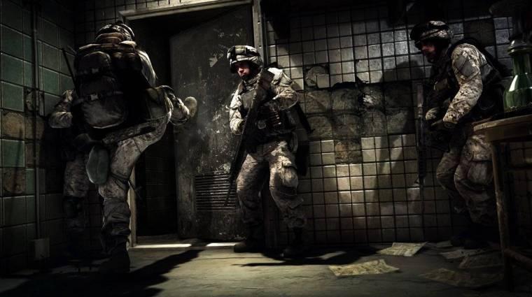 Battlefield 3 - videón a végjáték bevezetőkép