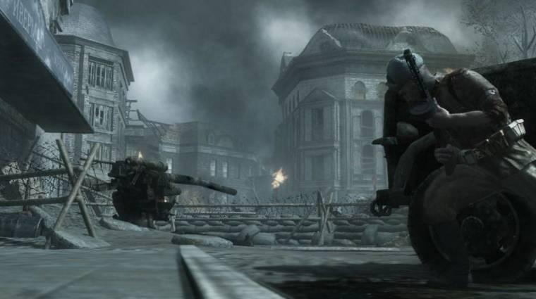 Call of Duty: World at War - Harci mozgolódás a Csendes-óceánon bevezetőkép