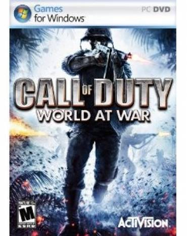 Call of Duty: World at War kép