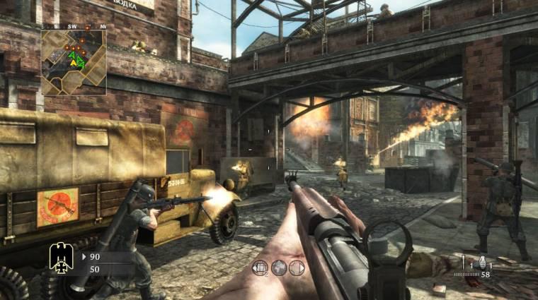 CoD: World at War Map Pack 3 képtrió bevezetőkép