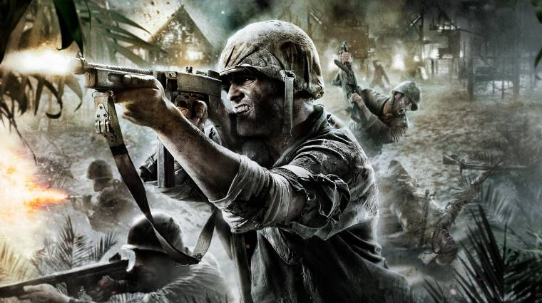 Egy újabb klasszikus Call of Duty epizód játszható Xbox One-on bevezetőkép
