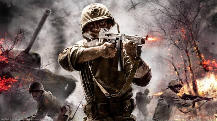 Call of Duty: World at War - jobban fut Xbox One-on, de csak kicsit bevezetőkép