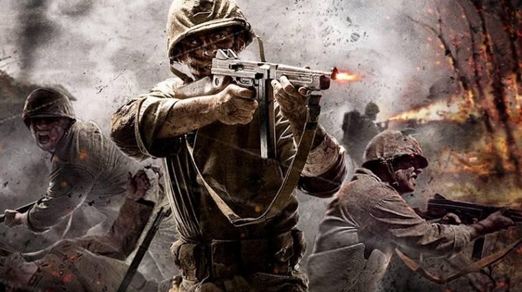 A Call of Duty sorozat visszatér a gyökereihez bevezetőkép