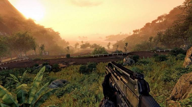 Crysis Warhead - Járműpark bemutató bevezetőkép