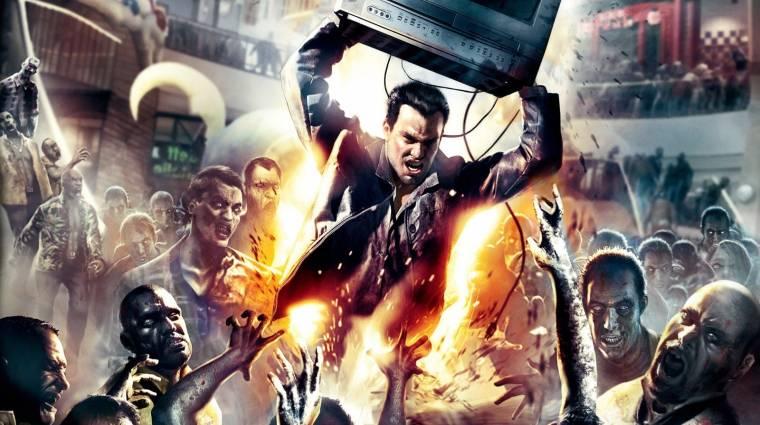 PlayStation 4-re jön az első Dead Rising? bevezetőkép