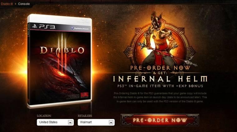 Diablo III - 4,7 milliárd kalóriát égettünk el a kattintgatással bevezetőkép