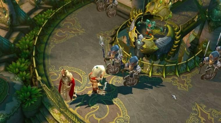 Diablo 3 - nagyfejű karakterekkel nehéz komolyan venni (videó) bevezetőkép