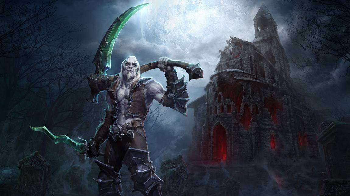BlizzCon 2016 - nekromantákkal bővül a Diablo III bevezetőkép