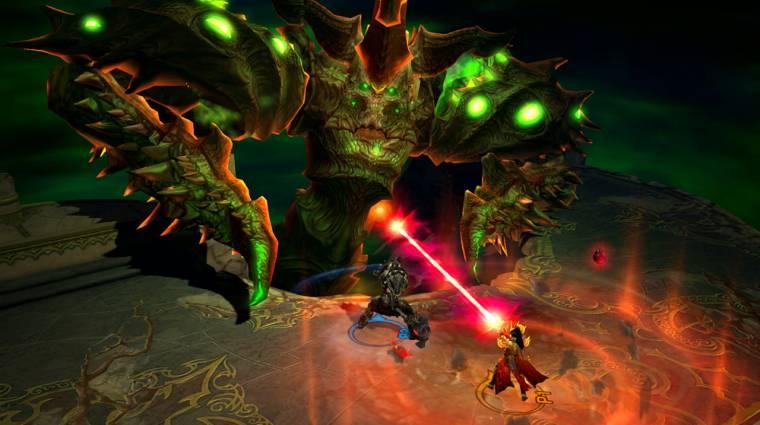 Diablo III - lesz Amiibo támogatás Nintendo Switchen bevezetőkép