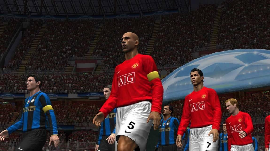 Pro Evolution Soccer 2009 - Teszt bevezetőkép