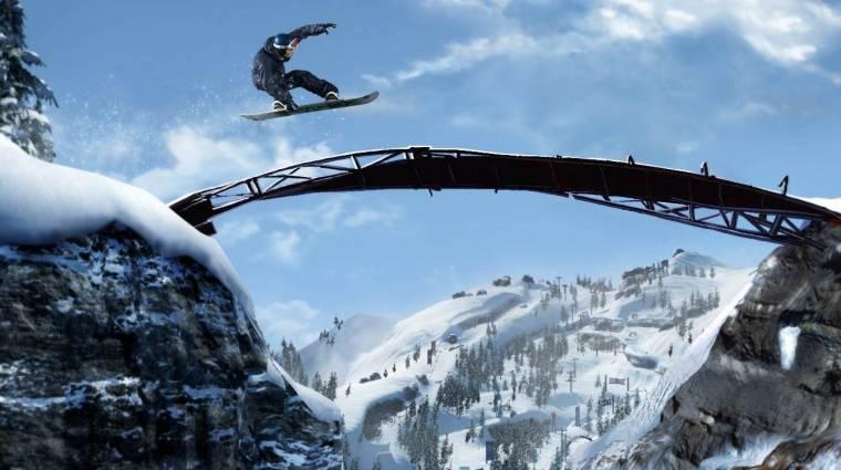 Shaun White Snowboarding - ESPN Trailer bevezetőkép