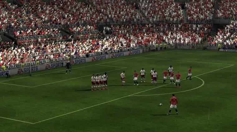 FIFA '09 - A labdát a hálóba be bevezetőkép