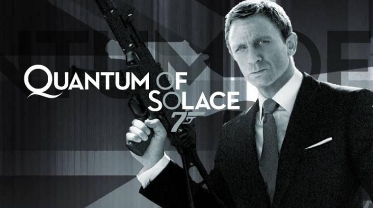 007: Quantum of Solace - a 2013/07-es GameStar teljes játéka bevezetőkép