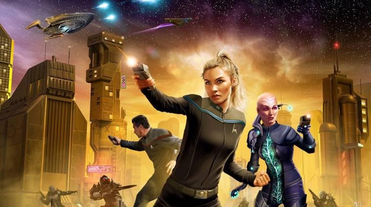 Star Trek Online - Discovery-tartalmakkal ünnepeljük a 8. évfordulót bevezetőkép