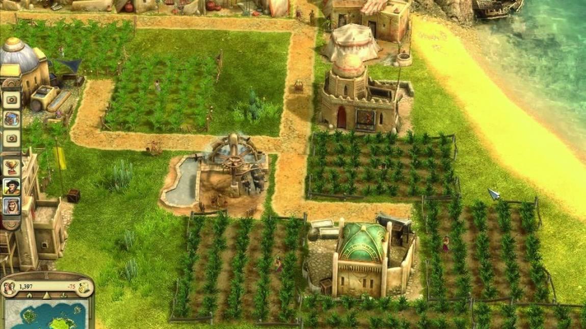 Anno 1404 - Teszt bevezetőkép