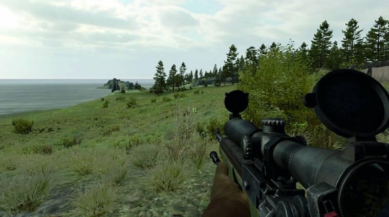 ArmA II Zombi Mod: képes vagy túlélni? bevezetőkép