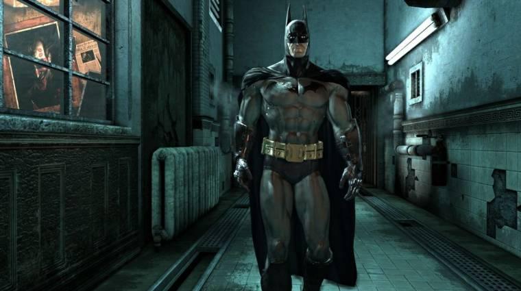 Batman: Arkham Asylum 2 bejelentés és trailer bevezetőkép