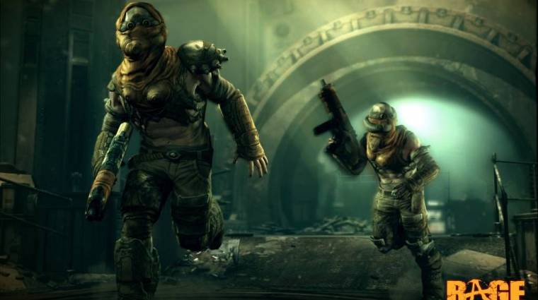 id Software: Prioritást élvez a Rage és a Doom 4 bevezetőkép