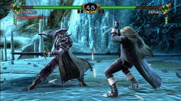 Soul Calibur IV - Darth Vadert kétvállra fektették bevezetőkép