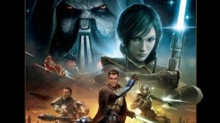 Star Wars: The Old Republic - új kiegészítő, bezárt szerverek bevezetőkép