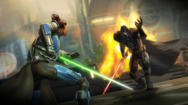 Star Wars: The Old Republic - új sztorit és két bolygót is hoz az Onslaught kiegészítő bevezetőkép