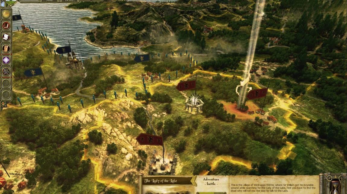 King Arthur - Teszt bevezetőkép