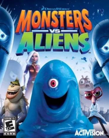 Monsters vs. Aliens kép