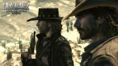 Call of Juarez: Bound in Blood - Cowgirl kerestetik kép