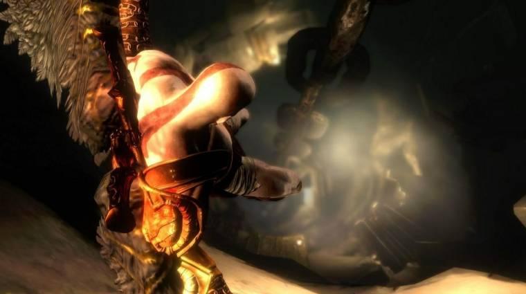 God of War III - Epic Scale Trailer! bevezetőkép