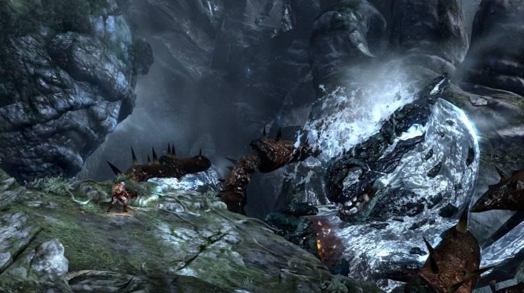 Pletyka: a God of War IV-ben lesz online co-op? bevezetőkép