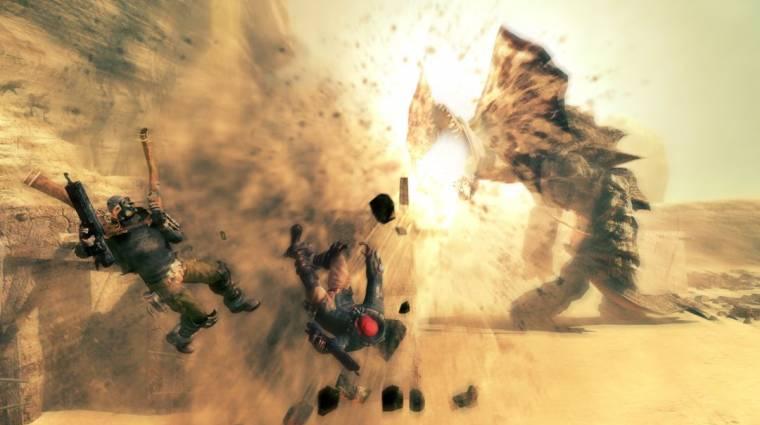 Lost Planet 2 - Bemutatkozik a Debouse bevezetőkép