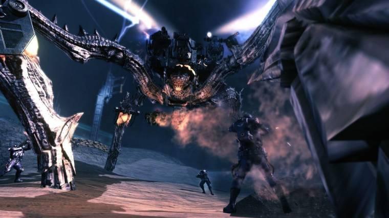 Lost Planet 2 - Kill Big trailer bevezetőkép