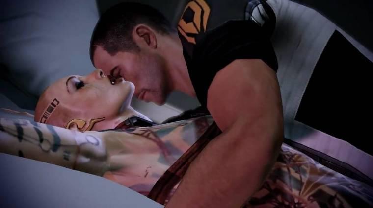 A Fox News hatására írhatták át a Mass Effect 2 egyik románcát bevezetőkép