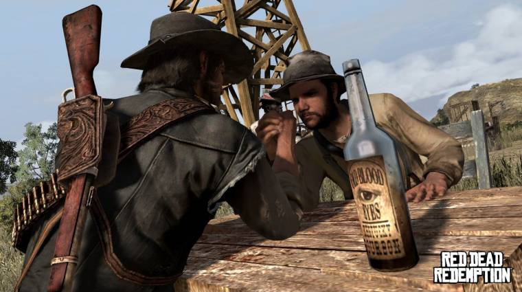 Xbox One X-en még szebb lett a Red Dead Redemption bevezetőkép