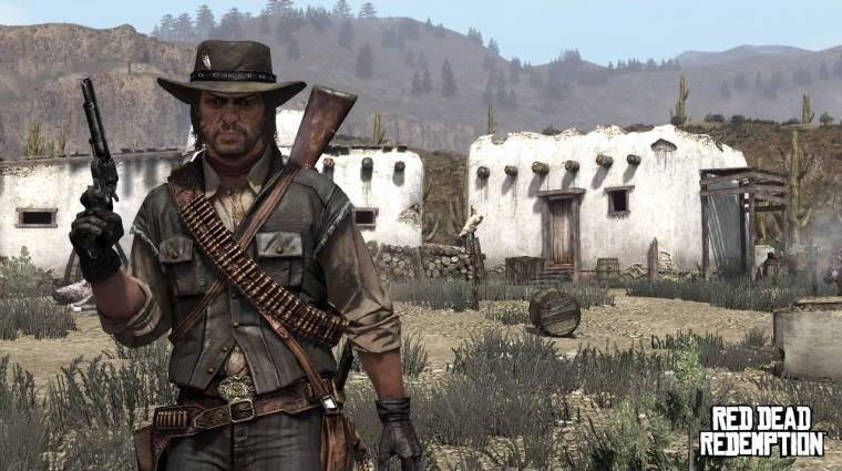 Tényleg jöhet a Red Dead Redemption remaster? bevezetőkép