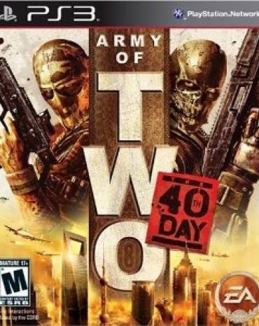 Army of Two: The 40th Day kép