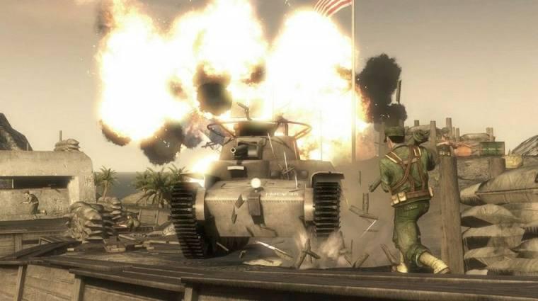 Battlefield 1943 - Demó lesz, nyílt béta nem bevezetőkép