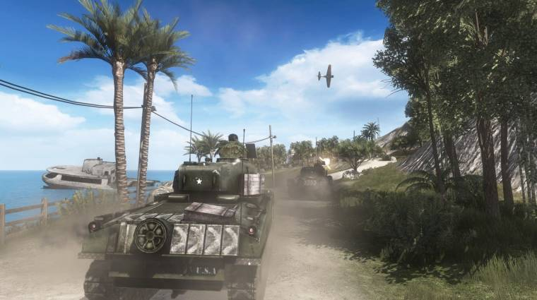 Battlefield 1943 - XBLA-on a leggyorsabban fogyó játék bevezetőkép