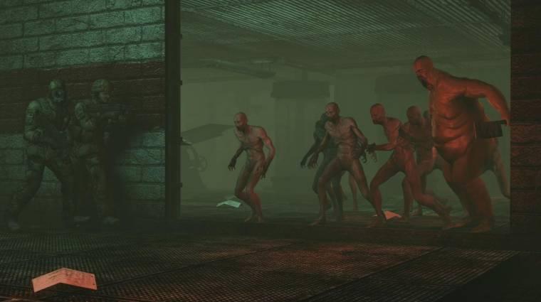 Killing Floor - Kooperatív zombivadászat PC-re bevezetőkép