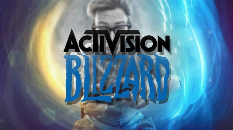 Az Activision Blizzardnak kétezer új alkalmazottra van szüksége bevezetőkép