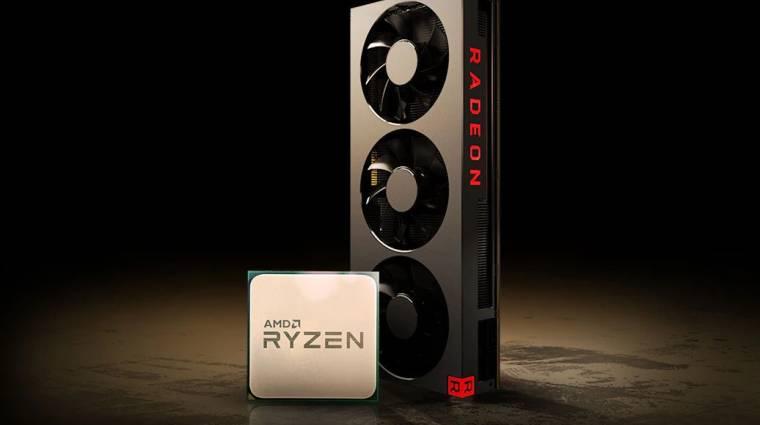 Az AMD szerint vége a 4GB-os videokártyák korának kép
