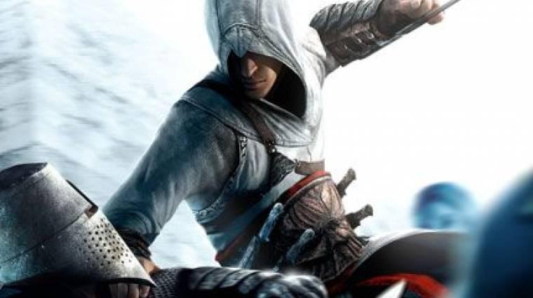 Assassin's Creed 2 - Tátva marad a szánk bevezetőkép