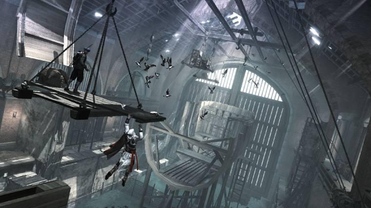 Assassin's Creed 2 - fejlesztői napló magyar felirattal! bevezetőkép