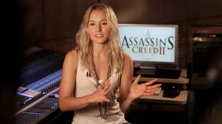 Assassin's Creed 2 - Kristen Bell visszatér! bevezetőkép