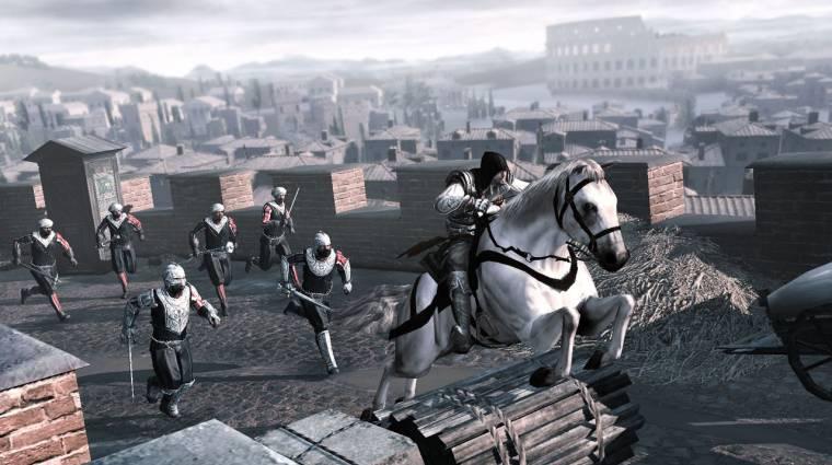 Assassin's Creed 2 - ingyenes lesz az Xbox Live-on  bevezetőkép