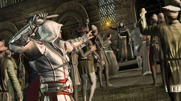 Assassin's Creed 2 - Guinness rekordot állított fel bevezetőkép